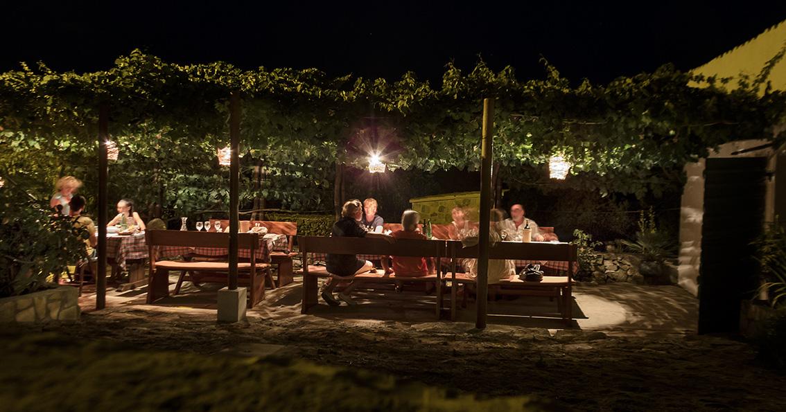 Agroturizam restaurants on Vis, suit us best!